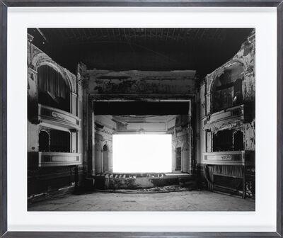 Hiroshi Sugimoto, 'Everett Square Theater, Boston', 2015