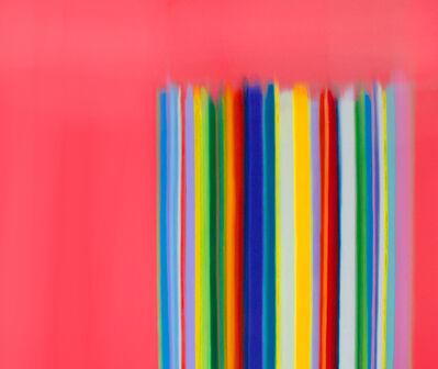 Anda Kubis, 'Illuminated Gesture Pink', 2019