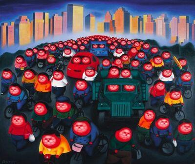 Pan Dehai, 'A Bustling Day', 2011-2012