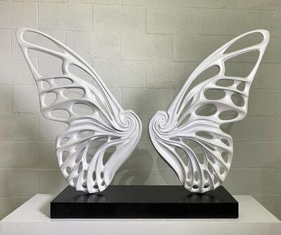 Rubem Robierb, 'Dream Machine - Pearl White', 2020