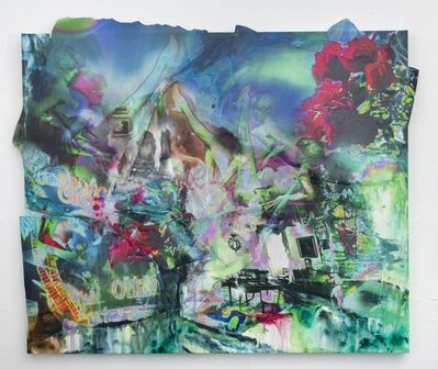 Natalie Collette Wood, 'Off Tropic', 2019