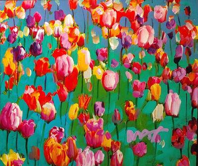 Peter Max, 'Tulips', 2018-2021