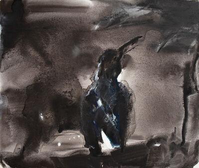 Martina Steckholzer, 'Sitting Bird', 2021