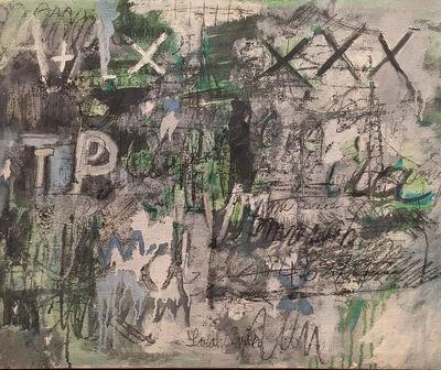 Sarah Grilo, 'A+A', 1966