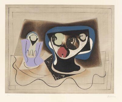Pablo Picasso, 'Le verre d'absinthe', 1970