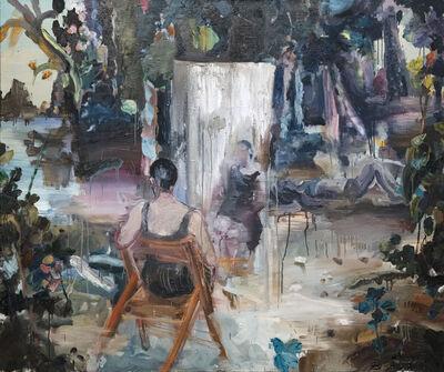 Gerard Waskievitz, 'Der Himmel geht woanders auf', 2019