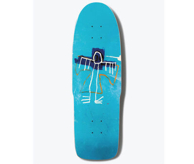 Jean-Michel Basquiat, 'Basquiat Angel Skateboard Deck', 2018