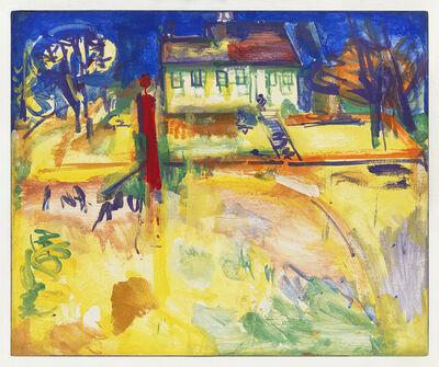 Hans Hofmann, 'Suburban', 1936