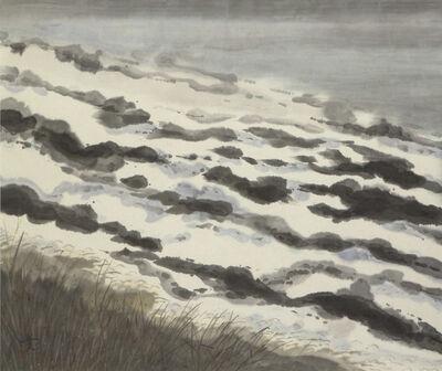 Minol Araki, 'Fire Island (MA-035)', 1992