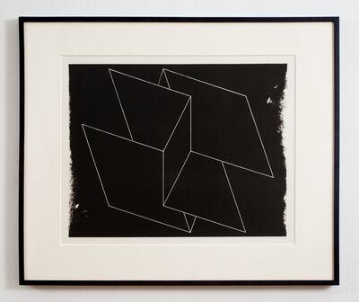 Josef Albers, 'Interlinear N 65', 1962