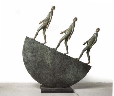 Roberto Barni, 'Rasoio', 2002