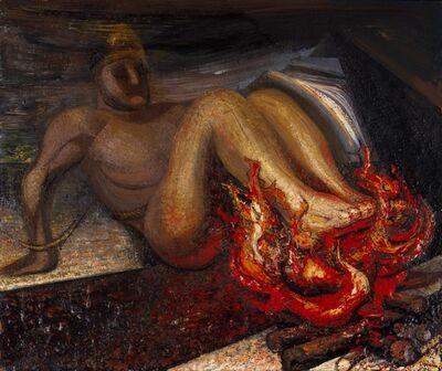 David Alfaro Siqueiros, 'Cuauhtémoc', 1946