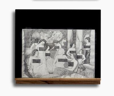Adriana Bustos, 'Escuela de esposas', 2018