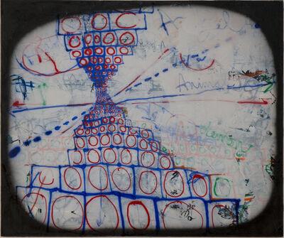 Luke Murphy, 'Plane Fear Graph', 2015