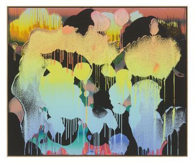 Christine Streuli, 'Deserted valley', 2019