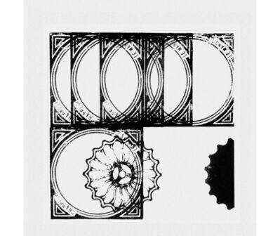 Osvaldo Salerno, 'A Villard de Honnecourt, obrador medieval', 1974