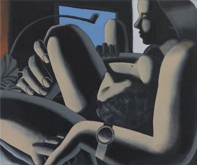 Aksiniya Misyuta, 'Pensive Time-Wasters', 2019