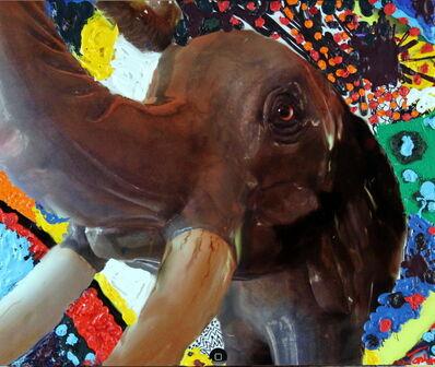 Topher Straus, 'Elephant Three', 2018