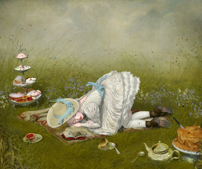 Ray Caesar, 'The Sweet Life', 2018