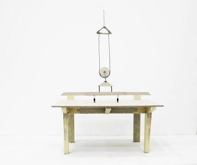 Ângela Ferreira, 'Mockup for Dalaba Sol d`Exil ( Alpendre)', 2019