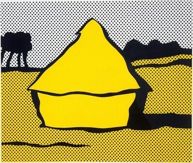 Roy Lichtenstein, 'Haystack', 1969