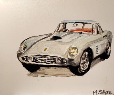 Mitchell Schorr, 'Ferrari Silver', ca. 2018