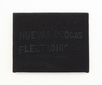 Carlos Castro Arias, 'Nuevas drogas electrónicas', 2017