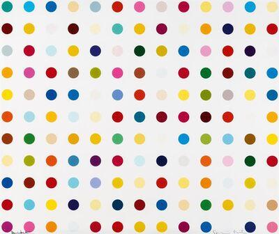 Damien Hirst, 'Lysergic Acid Diethylamide (LSD)', 2000