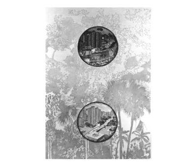 Elda Cerrato, 'Serie de la Realidad. Relevamientos y sueños. Sin Elección III', 1977