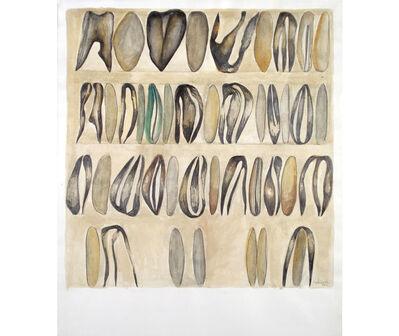 Susana Rodríguez, 'Escritura Nro 10 (serie de las semillas)', 1979