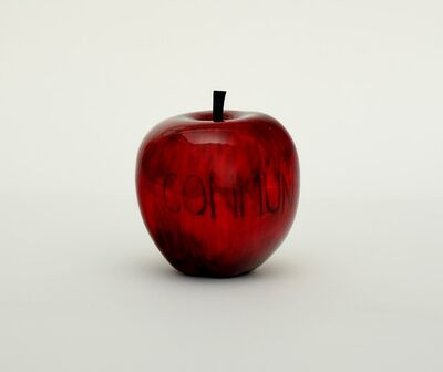 Barnaby Barford, 'Community (Apple)', 2019