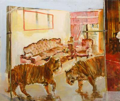Hilmi Johandi, 'Great World City; Two Tigers in a Room', 2016-2017