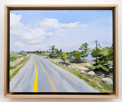 Kate Rasche, 'Nassau Point Road, Cutchogue, NY', 2019