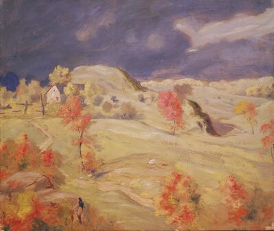 Louis Michel Eilshemius, 'Approaching Storm', 1890