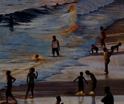 Kay Bradner, 'Sunset on a Hot Day', 2011