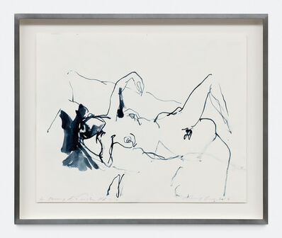 Tracey Emin, 'A memory of a wish HK 2112', 2016