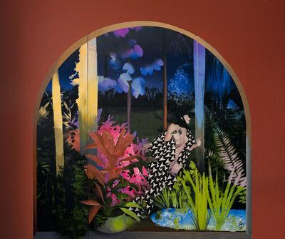 Hulda Guzmán, 'The Arch II (chibirica)', 2019