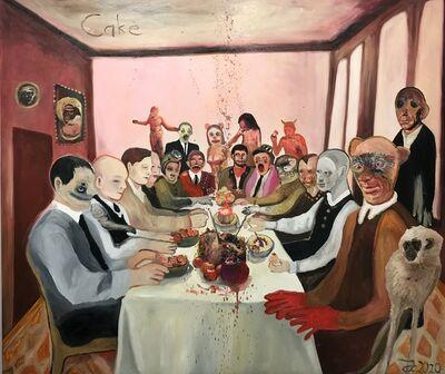 Juliane Hundertmark, 'Cake', 2020