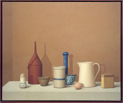 William Bailey, 'Terra Nuova', 2002