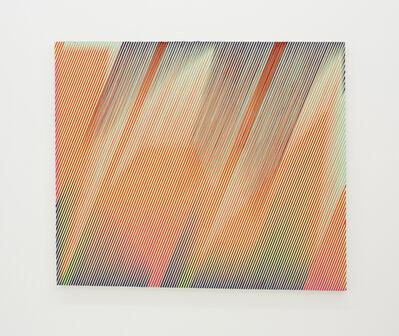 Palma Blank, 'RD/GRN_BLK/GRY_SHFTv', 2015
