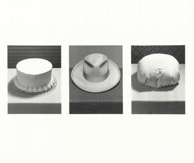 Jo Ann Callis, 'Cake, Hat, Pillow', 1982