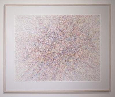 Kohei Nawa, 'line-random', 0000