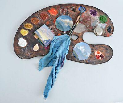 Jane Hammond, 'Artist's Palette', 2004