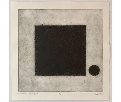 Horacio Zabala, 'Abstracción geométrica', 2013