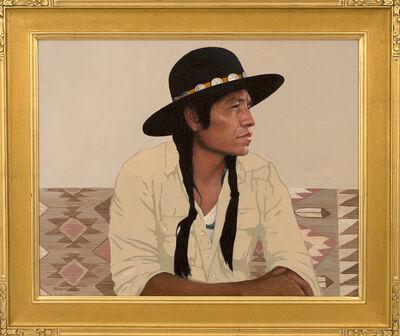 Roseta Santiago, 'Navajo Son', 2017
