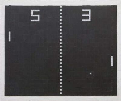 Invader, 'PONG, 1999', 1999