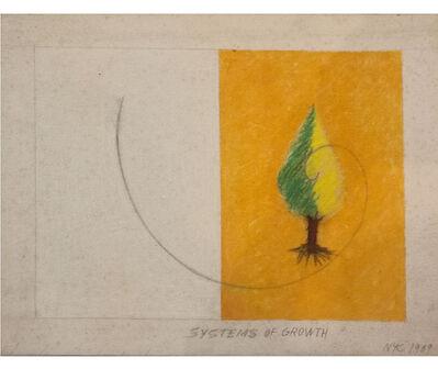 David Lamelas, 'Systems of Growth', 1989