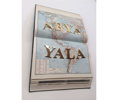 Luis Hérnandez Mellizo, 'ABYA YALA', 2019