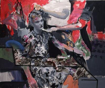Liviu Mihai, 'Collaboration horizontale 1', 2018