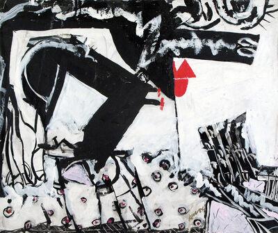 Knox Martin, 'Woman in Love', 2010